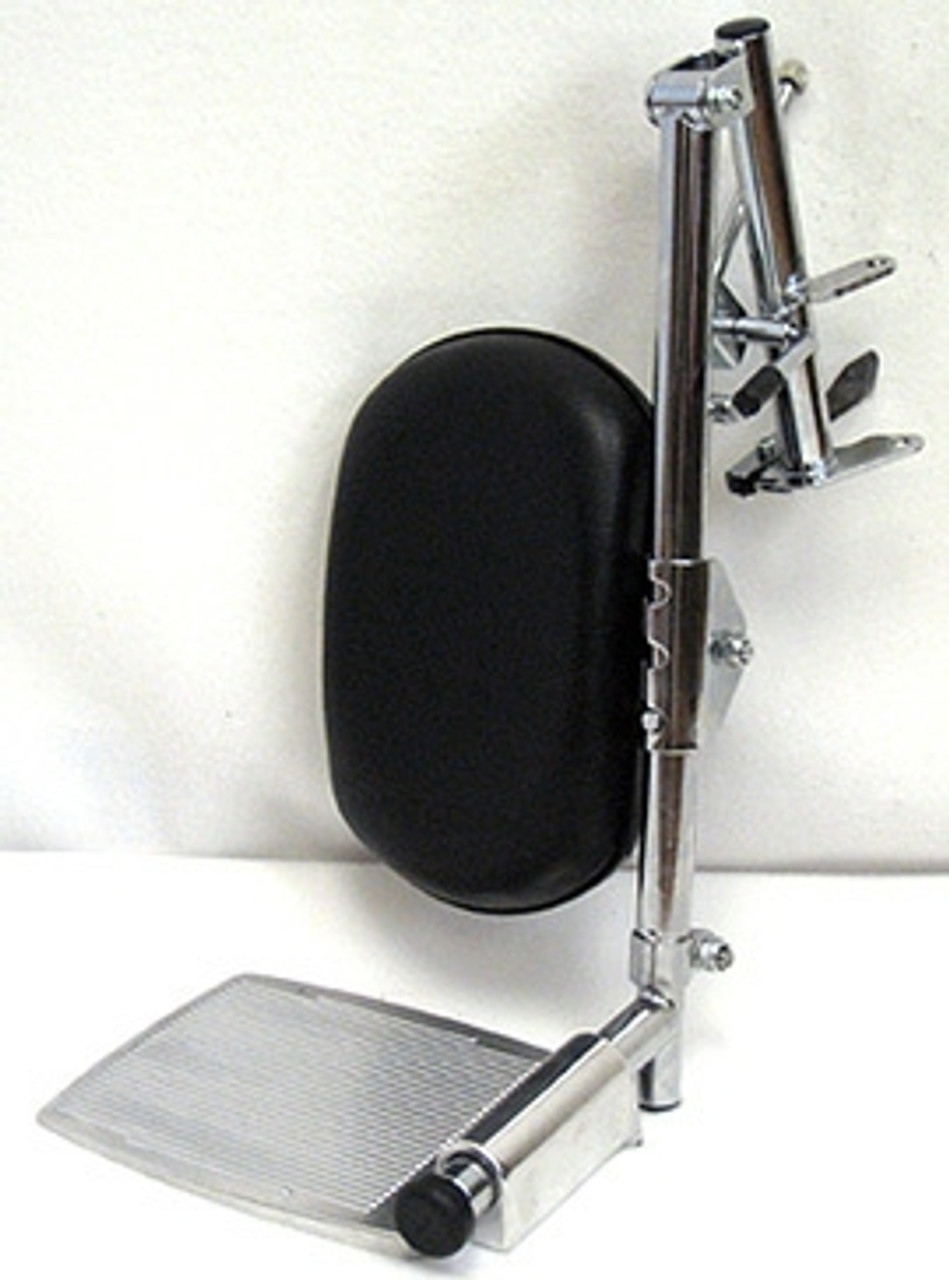 E&J STYLE ELEVATING LEGREST Cam Lock - Straight Standard