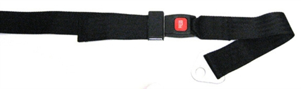 AXLE MOUNT PUSH BUTTON Positioning Belt