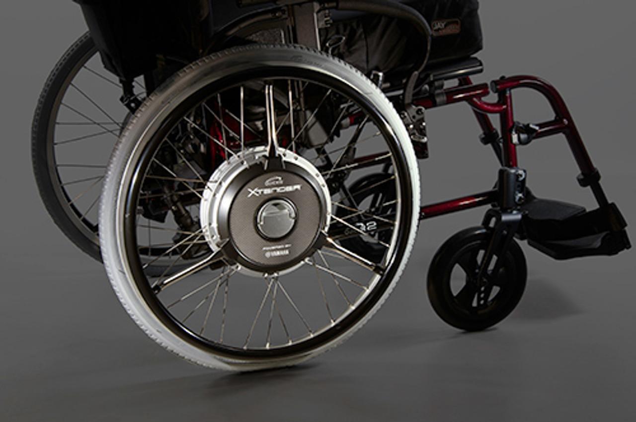 The Quickie Xtender Power Assist Wheelchair Wheels - E0986