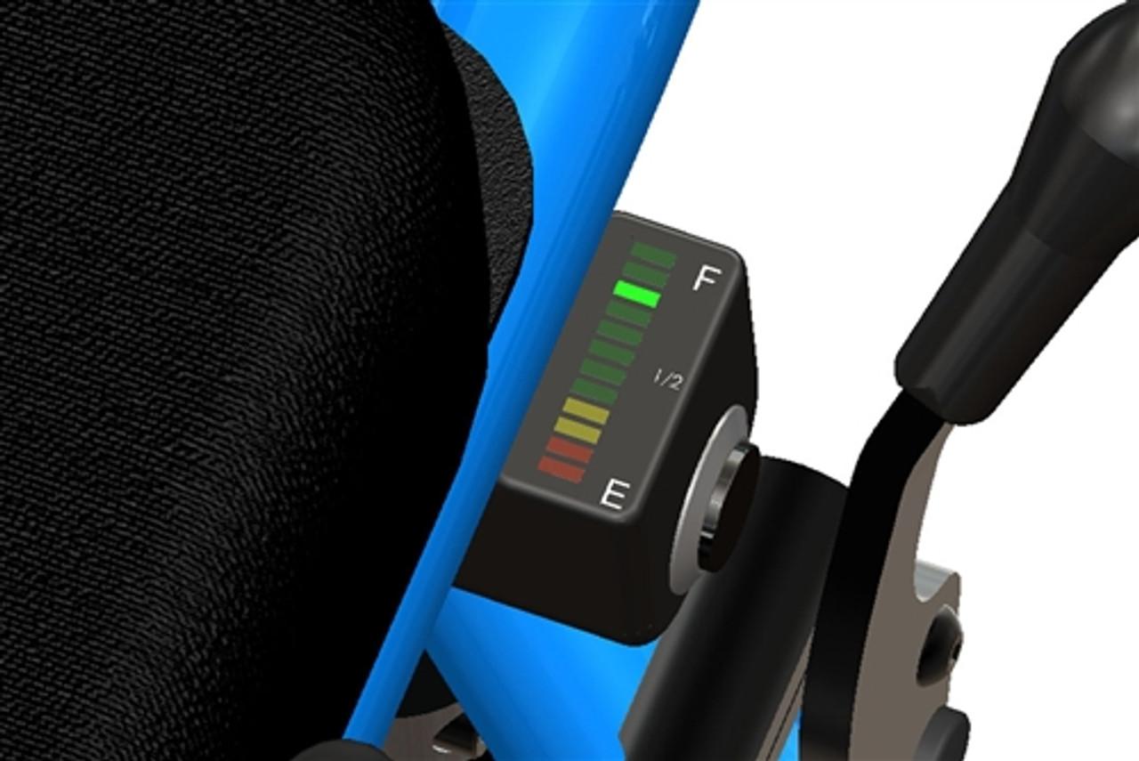 Tailwind Power Assist Wheelchair