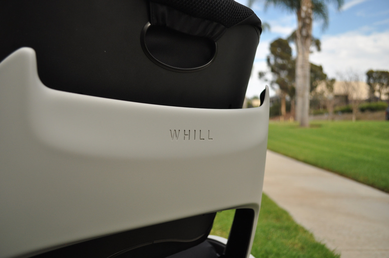 WHILL Personal Mobility Device Model A