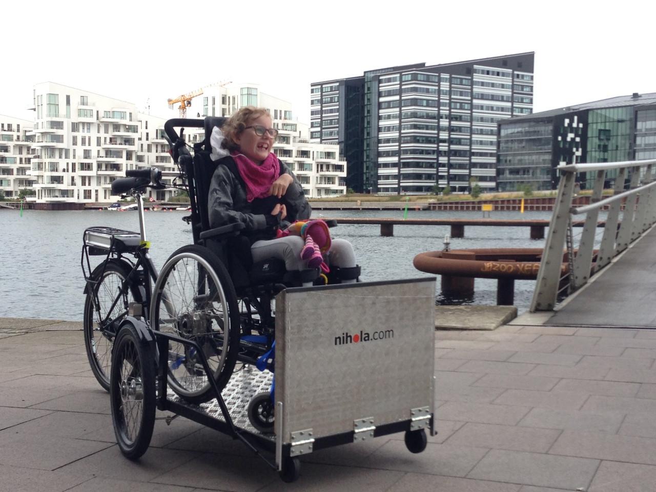 Nihola Flex Cargo Bike