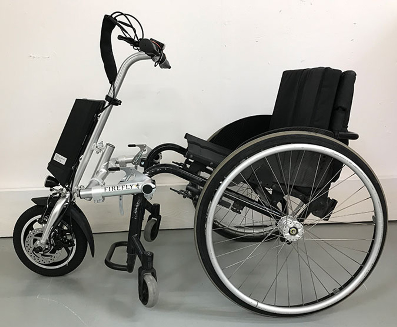 Firefly Electric Handcycle Wheelchair attachment - Next Generation 2.0