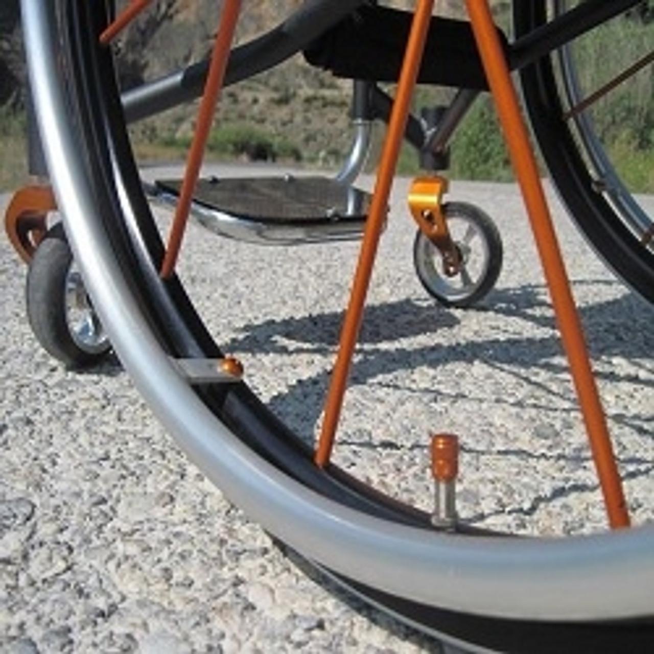 Round Betty - DINO Wheelchair Wheels