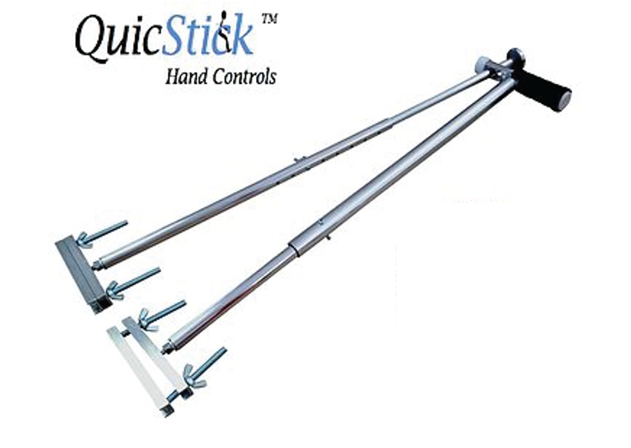 QuicStick Vehicle Portable Hand Controls