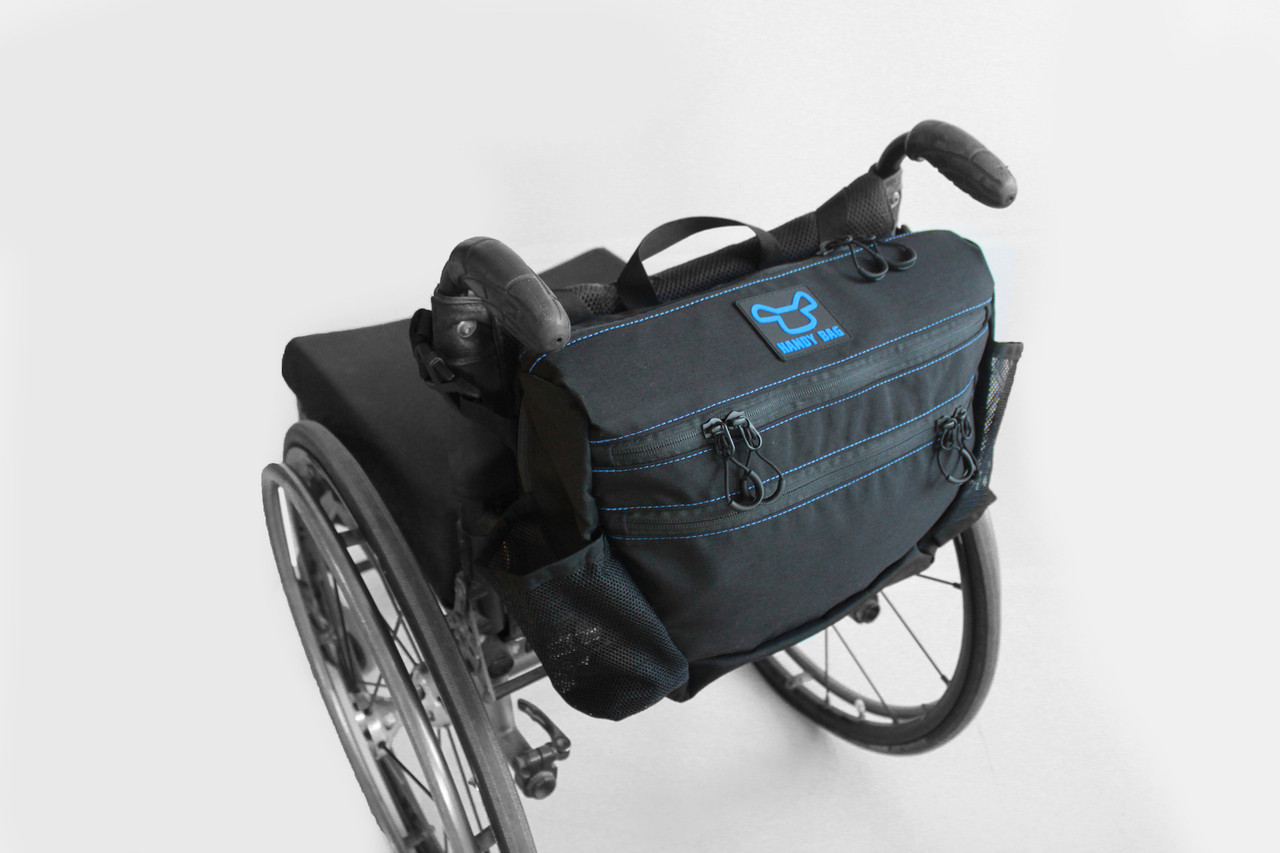 Static 3.0 Wheelchair Bag from Handy Bag