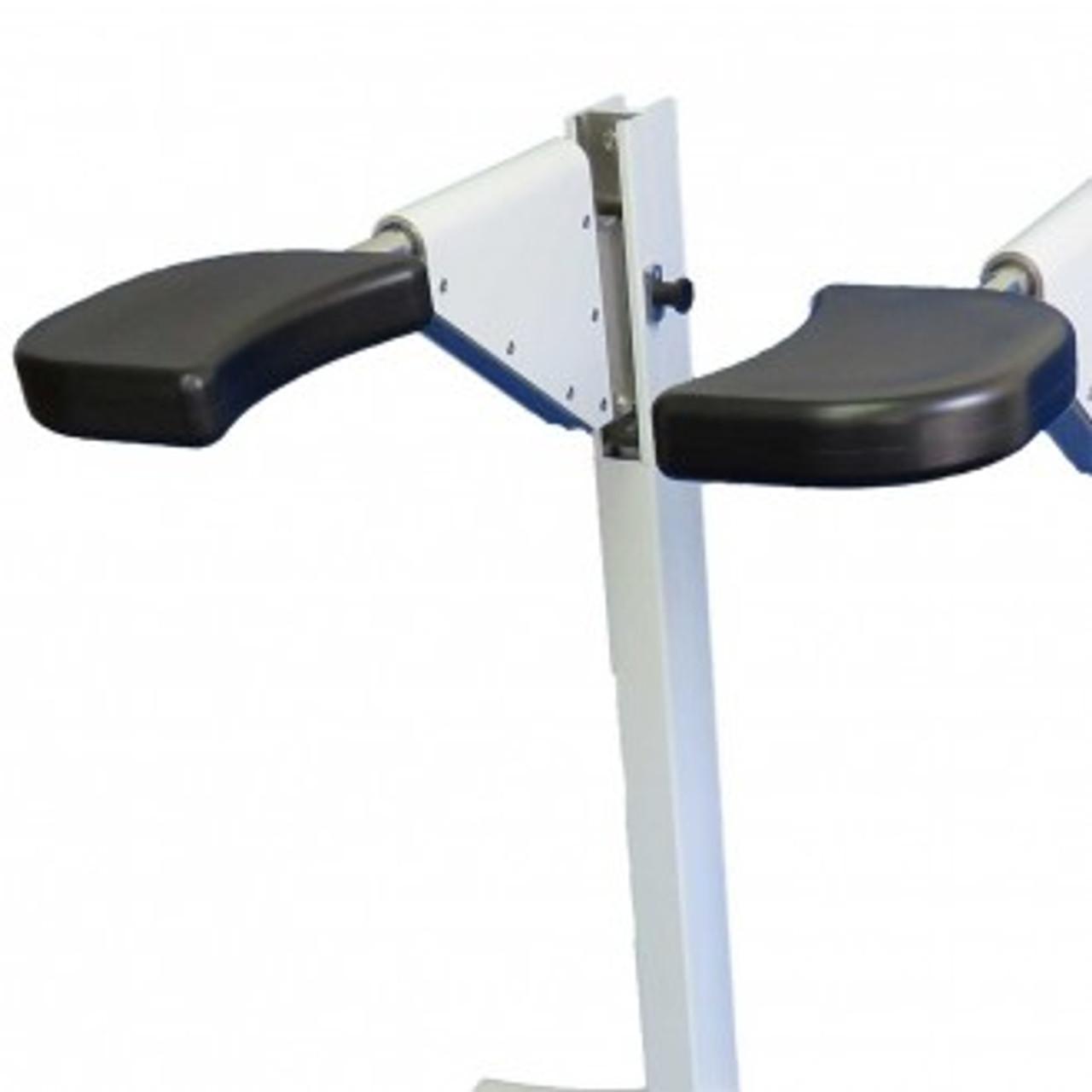 Pants Up Easy Wheelchair - Freestanding