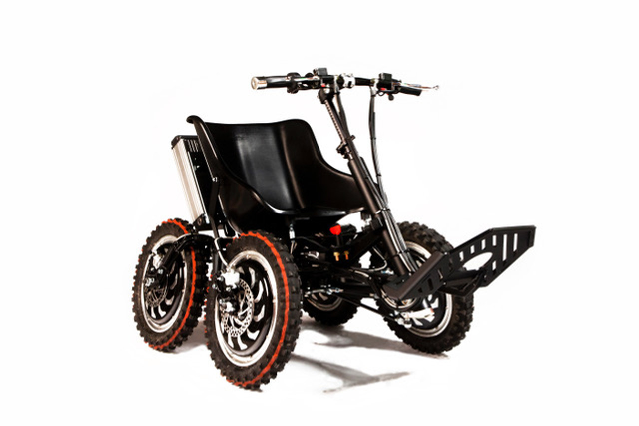 The Zoom All-Terrain Vehicle