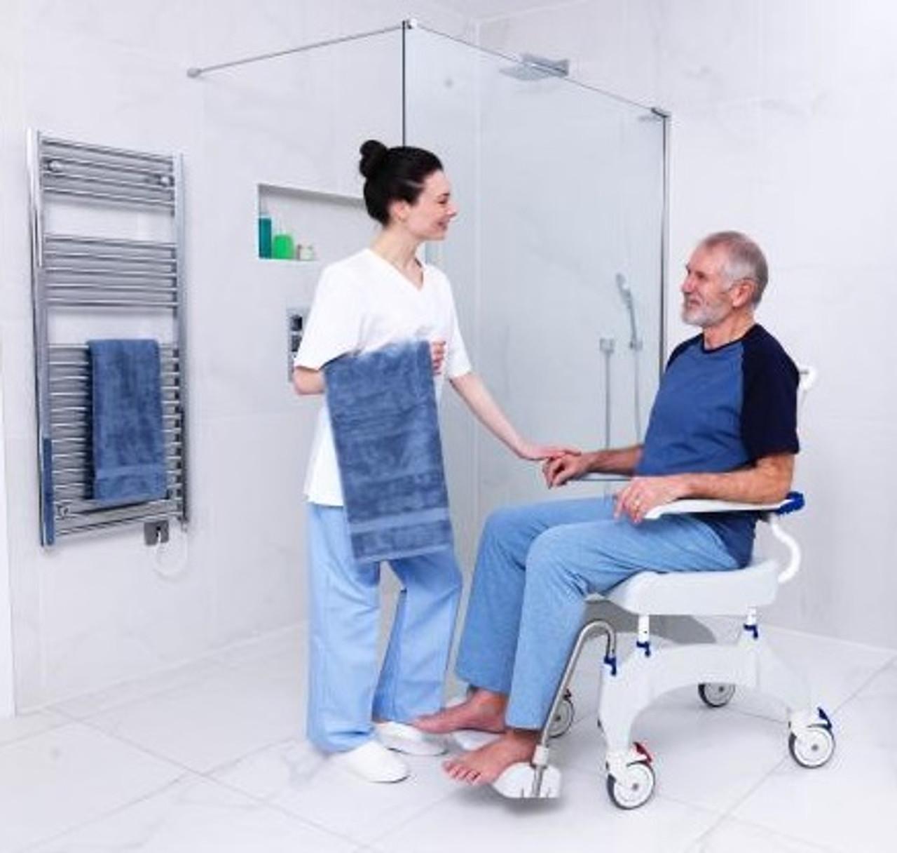 Aquatec ERGO shower chair