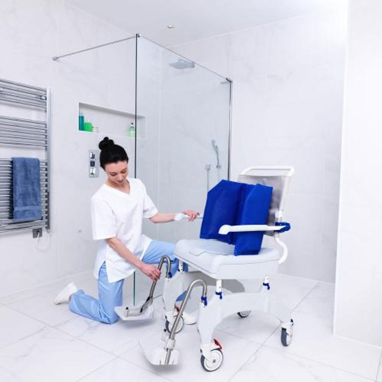 Aquatec ERGO XL shower chair