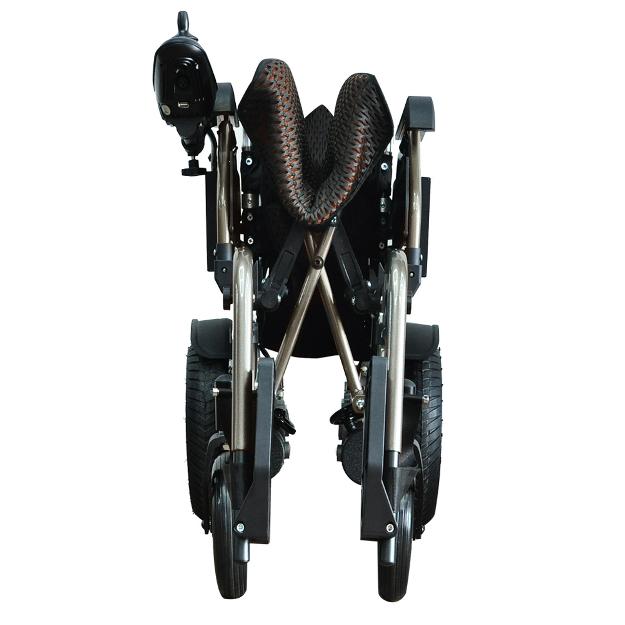 Diverse (Reclinable Power Wheelchair)