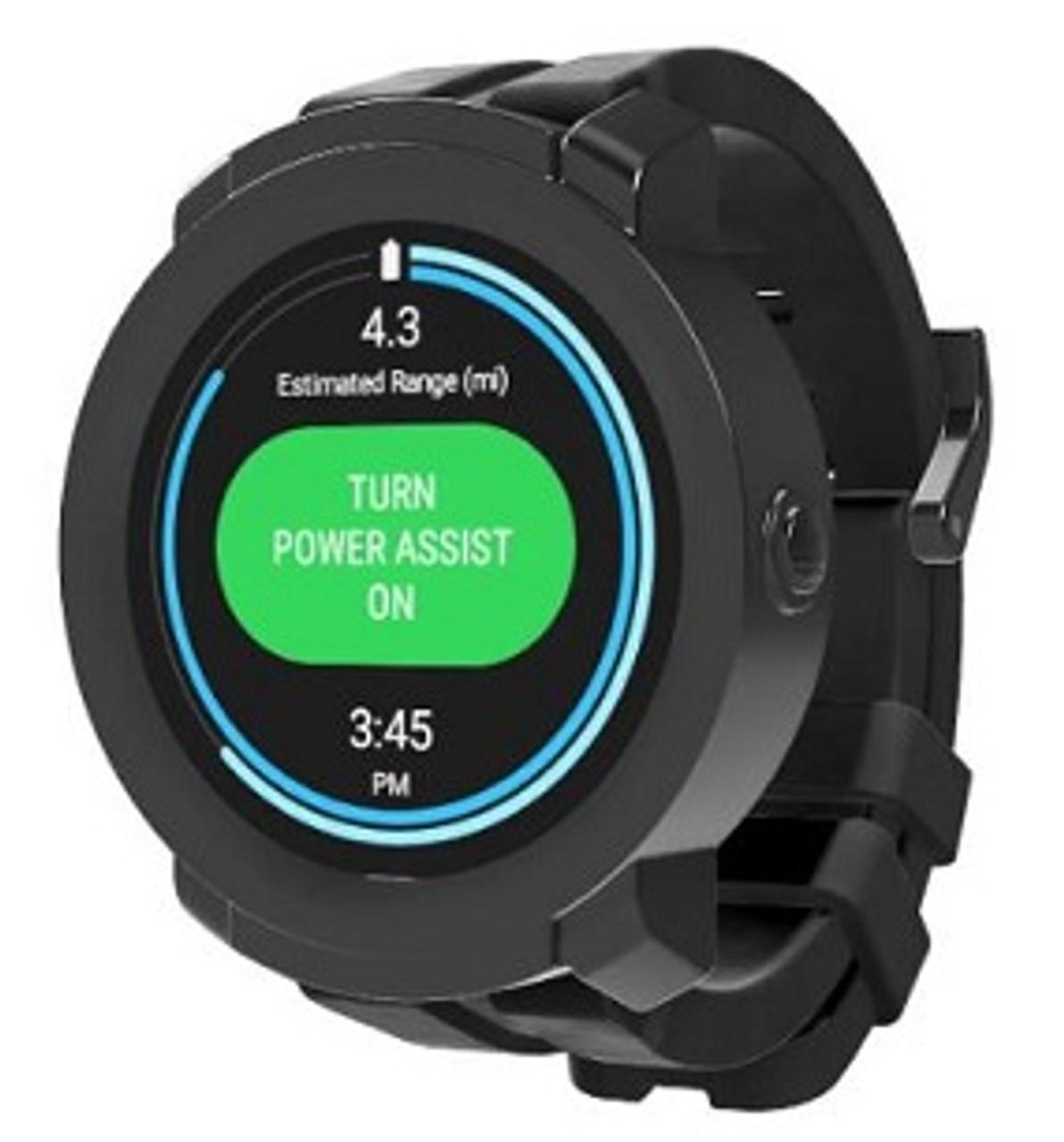SmartDrive MX2+ with E2 Push tracker