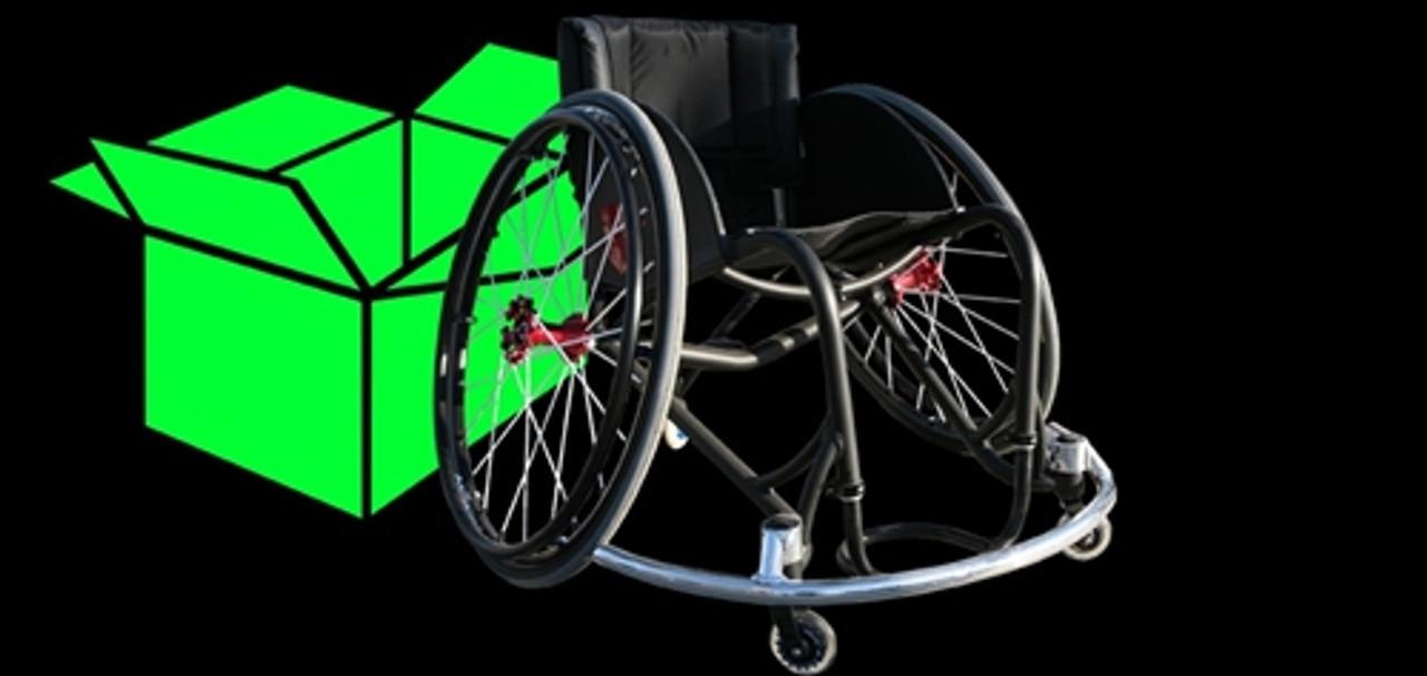 BOX Sport Wheelchairs