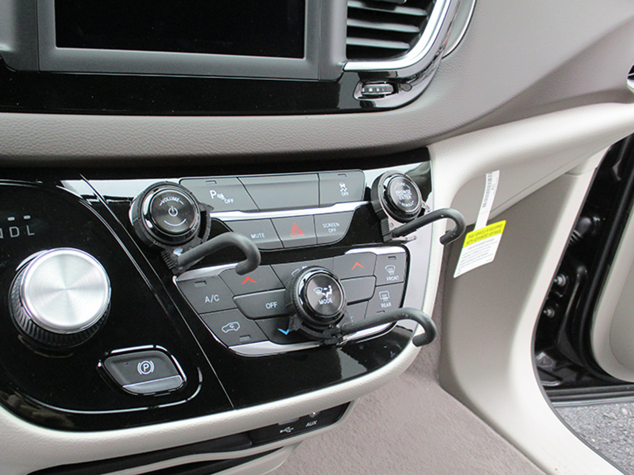 Chrysler Pacifica Accessories Extensions, by Johnson Hand Controls