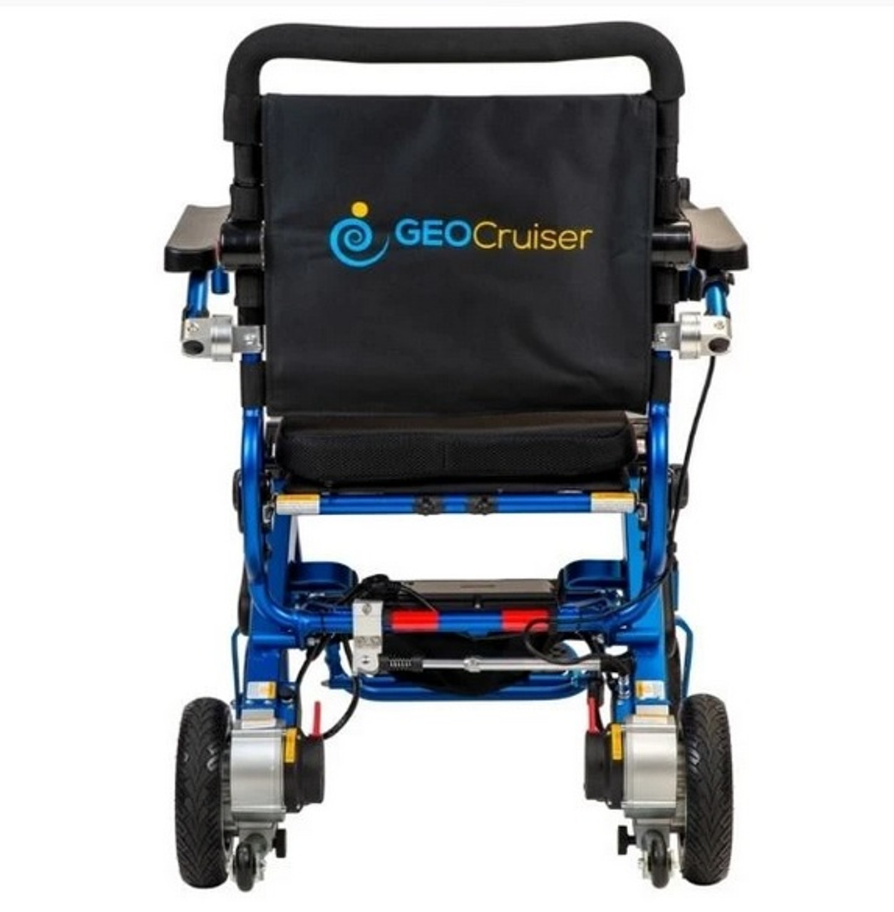 Geo Cruiser Lightweight Foldable Power Chair, by Pathway Mobility