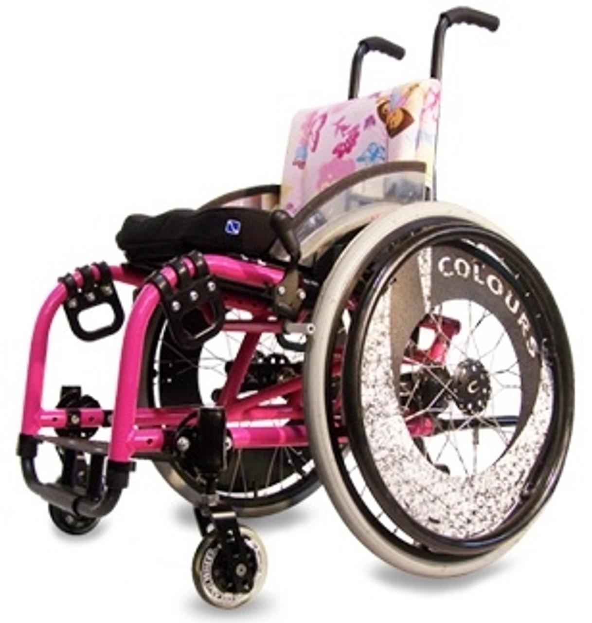 Colours Pediatric Wheelchairs