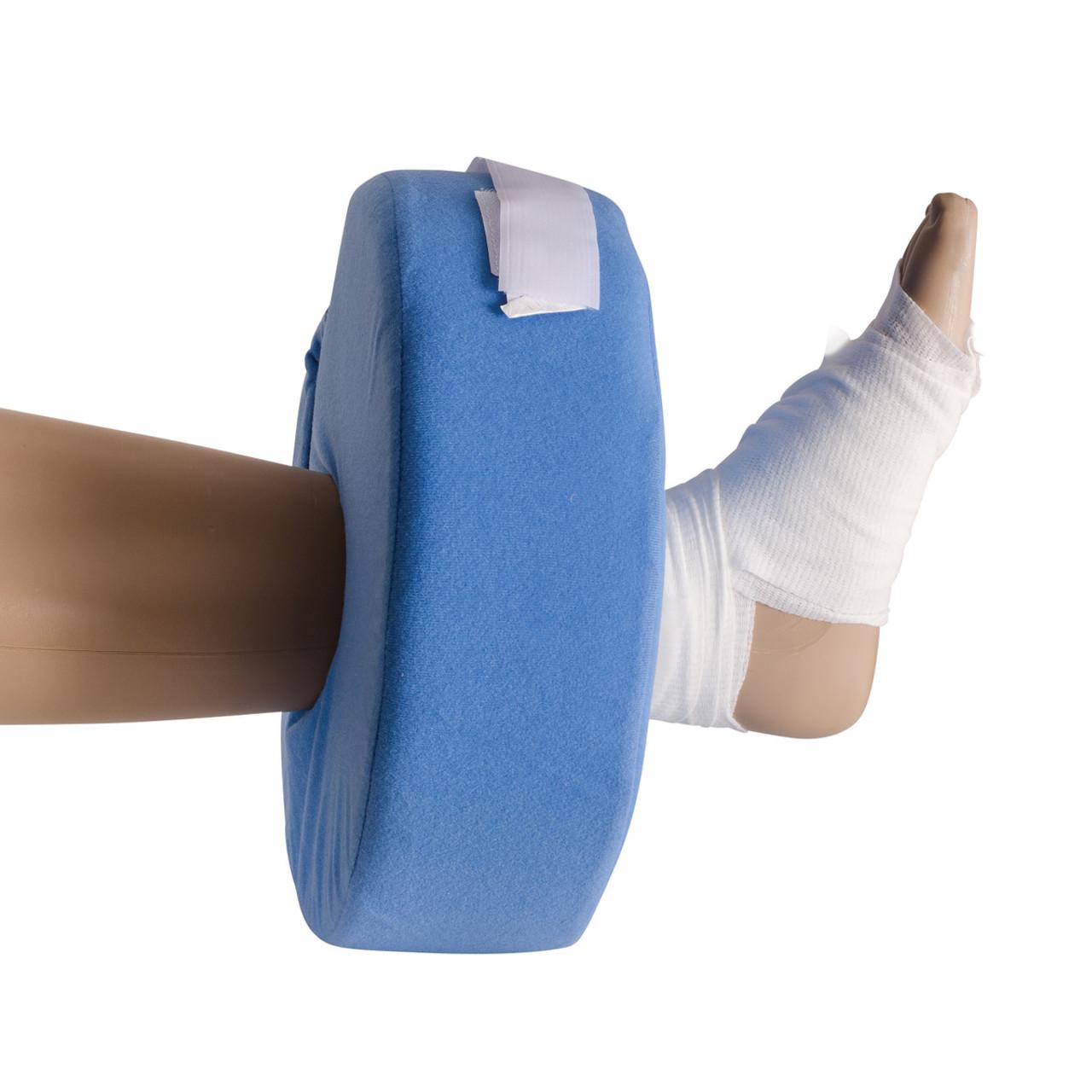 DMI® Contour Foot Elevator Foam Leg Rest Cushion Pillow, by Healthsmart