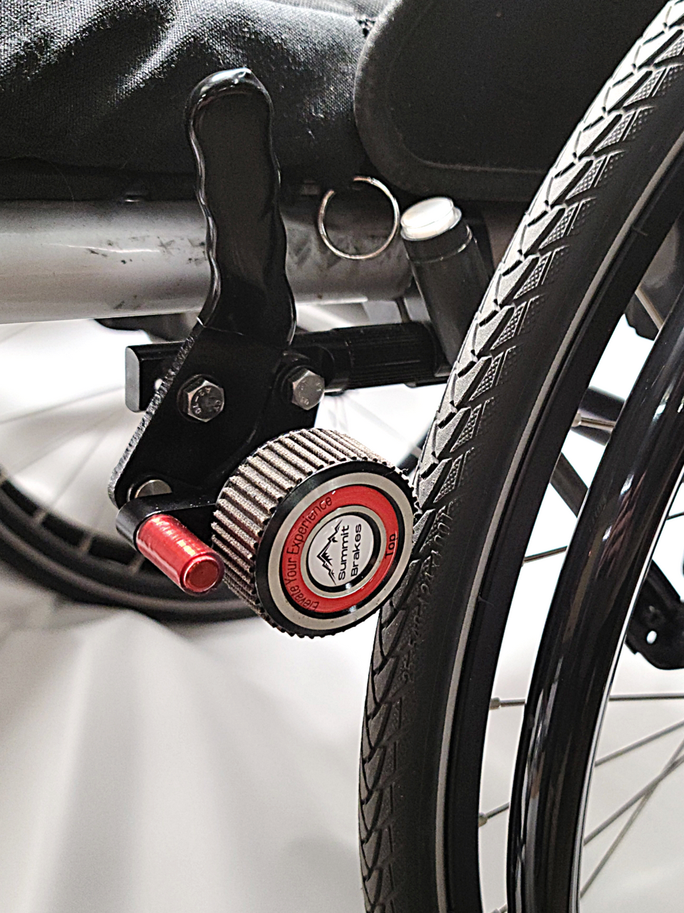 Dealer MSRP Quote Summit Brakes -  Hill Climber, Stair Climber, and Anti-Roll, by Living Spinal