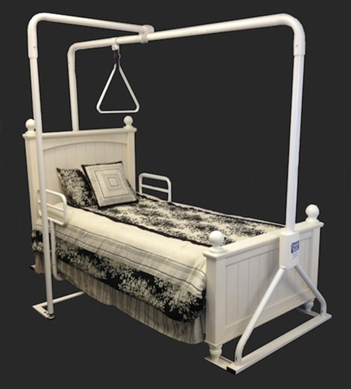 Friendly Bed TB Model- fits twin and hospital beds