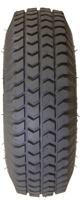 "10 X 3"" (260-85)(3.00-4) KNOBBY TIRE Fits Most"