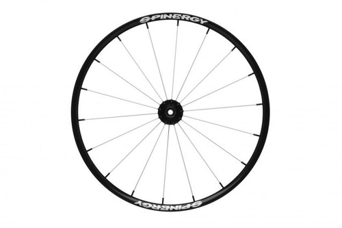 "SPINERGY 18 SPOKE REAR WHEEL Wide 2.3"" Hub"