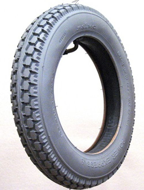 "12 1/2 x 2 1/4"" (62-203) KNOBBY TIRE (Express)"