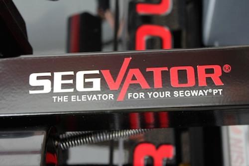 No longer available- Segvator- Segway Elevator