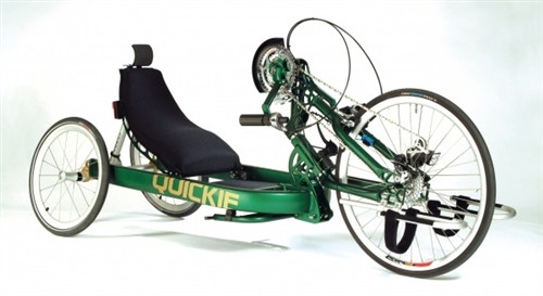 The Quickie Shark Handcycle
