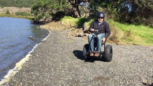 Blumil Seated Segway