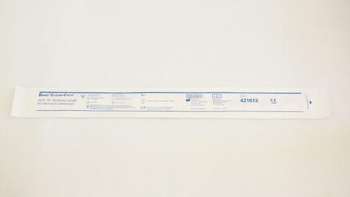 """Clean-Cath Vinyl Unisex Catheter - 16"""""""