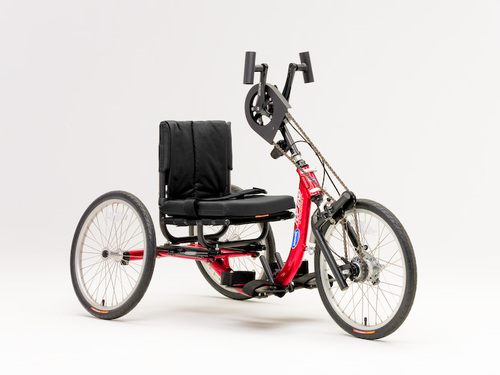 The Lil' Excelerator Handcycle, by Top End