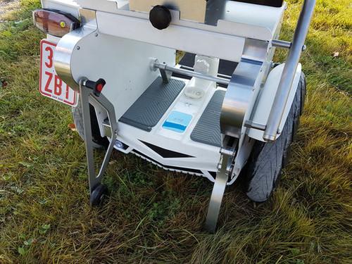 Liberty P1 - Seated Airwheel