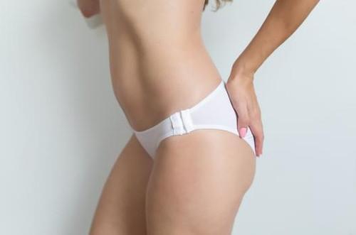 Brief Panty - White