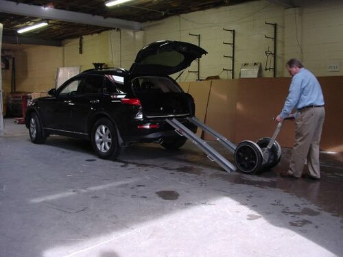 Handi-Ramp Segway Loading Ramps