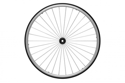 """SPINERGY 30 SPOKE WIRE WHEEL With 2"""" Pull Hub"""