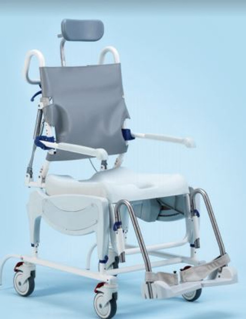 Aquatec ERGO DualVIP tilt-in-space shower chair