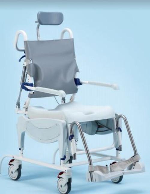 Aquatec ERGO DualVIP tilt-in-space shower chair