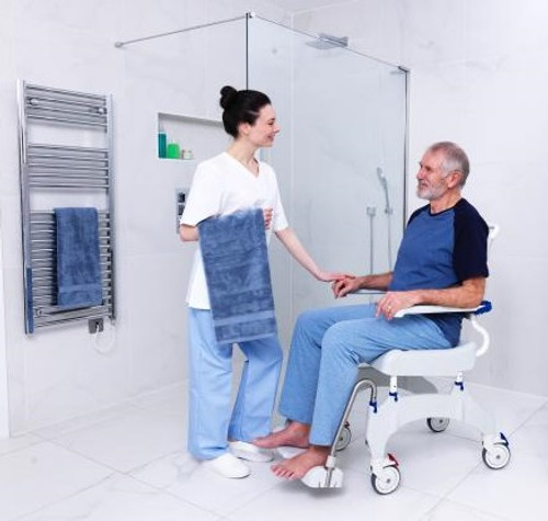 Aquatec ERGO shower chair
