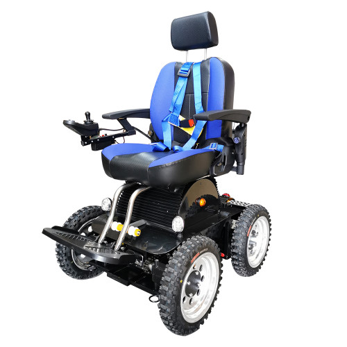 The Bighorn 4x4 Stair Climbing Wheelchair