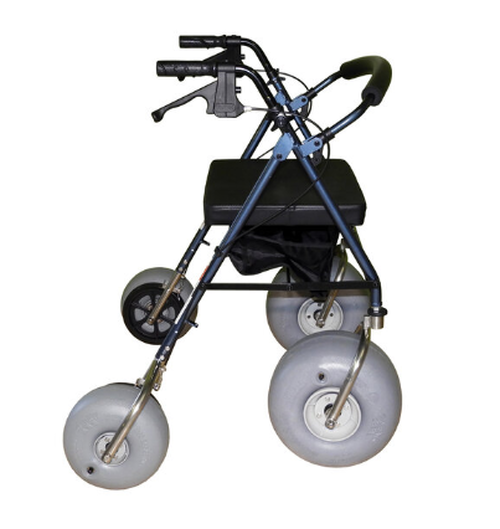 Debug Aluminum Beach Walker