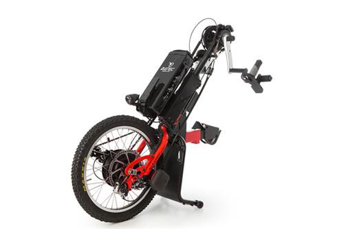 Batec Hybrid for Quadriplegics