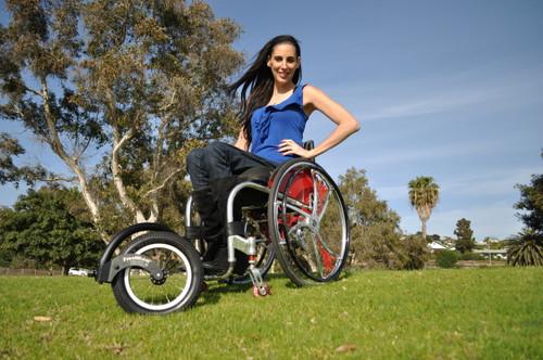 Dealer MSRP QUOTE FreeWheel Wheelchair Attachment