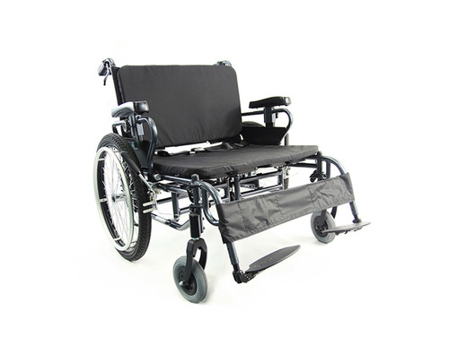 Karman Bariatric Ultra-Lightweight Wheelchair