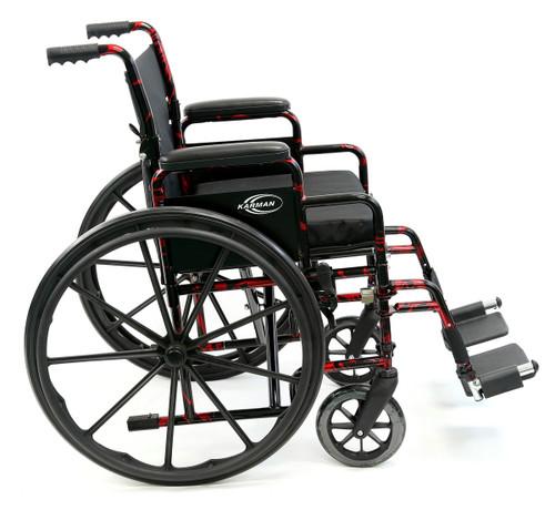 LT-770Q Wheelchair by Karman Healthcare