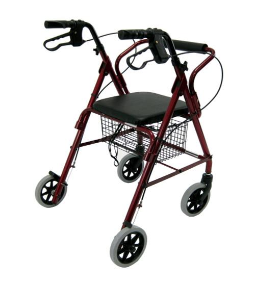 R-4100N Low Seat Walker Rollators by Karman Healthcare