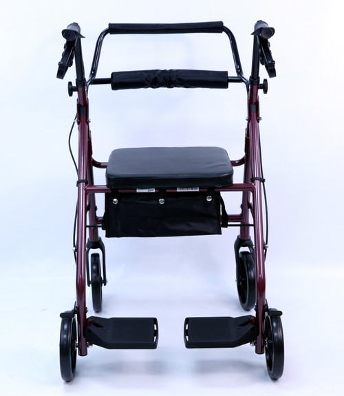 R-4602 Transport Chair and Rollator Combo By Karman
