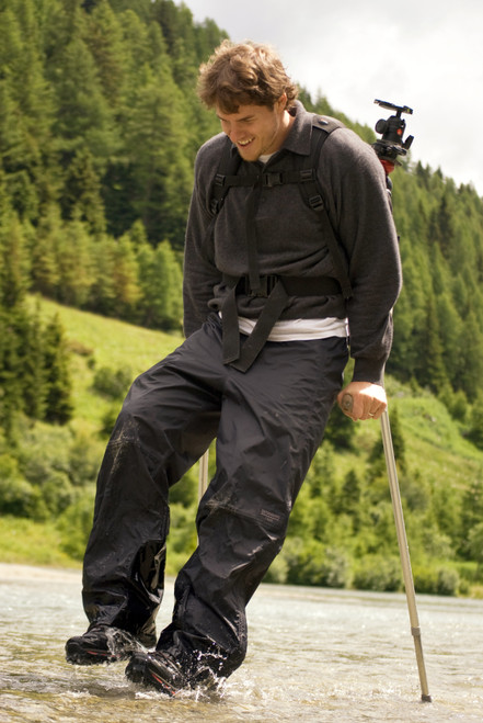 The Safety Foot - Outdoor Trekking Aid