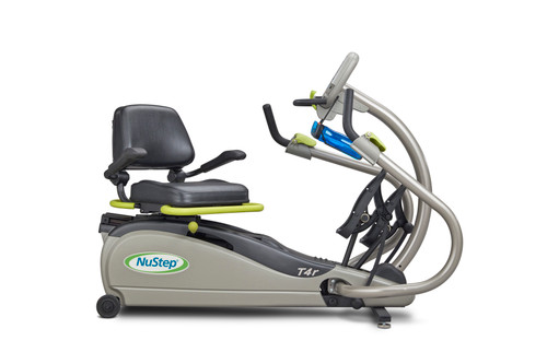 T4r Recumbent Cross Trainer, by NuStep