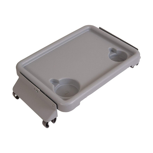 Warehouse Sale - Folding Walker Tray - with Cup Holders!