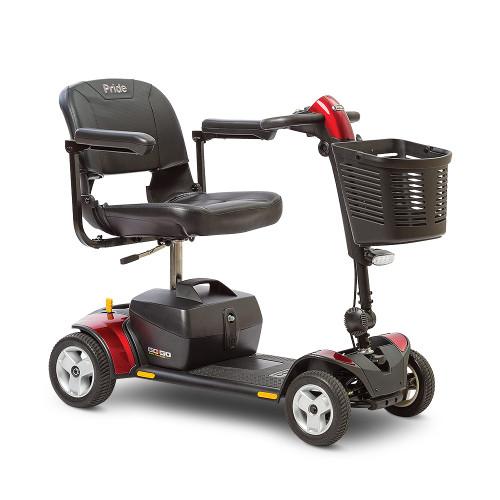 Go-Go® Elite Traveller Plus 4 Wheel, by Pride Mobility